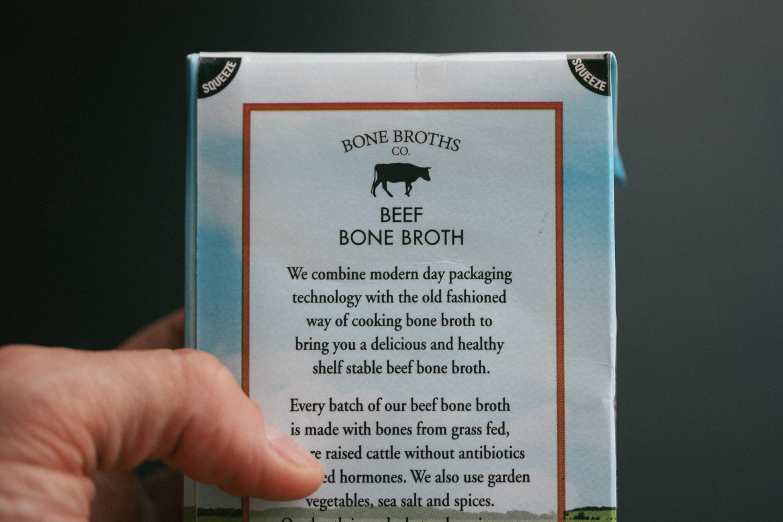 Bone Broths Co. Beef Bone Broth Review