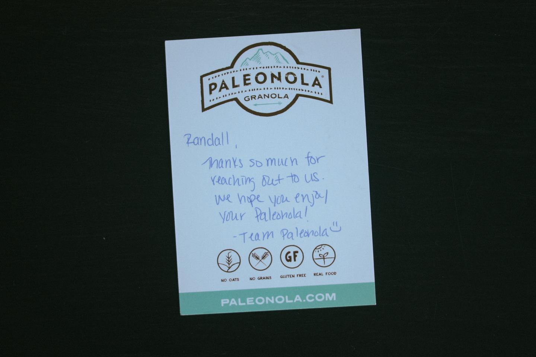 Paleonola note