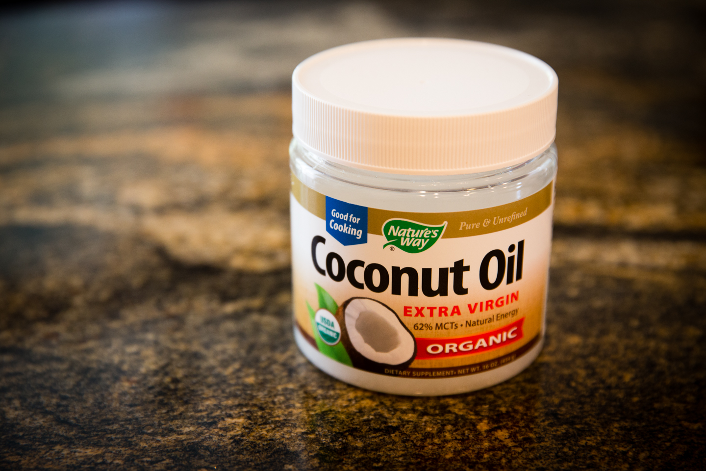 4-Coconut Oil
