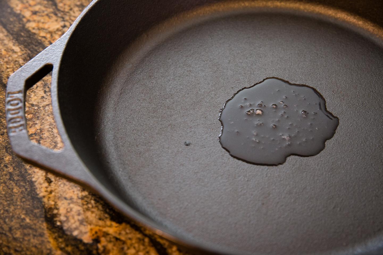 5-Oil in the Pan