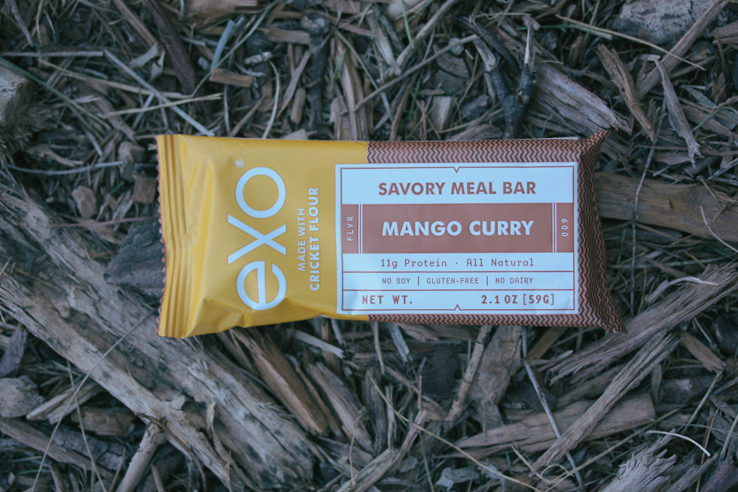 Exo Mango Curry