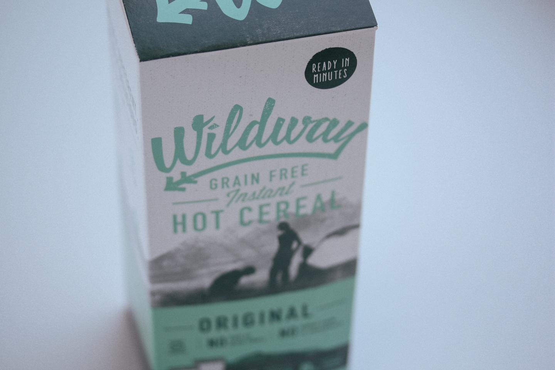 Wildway Instant Hot Cereal