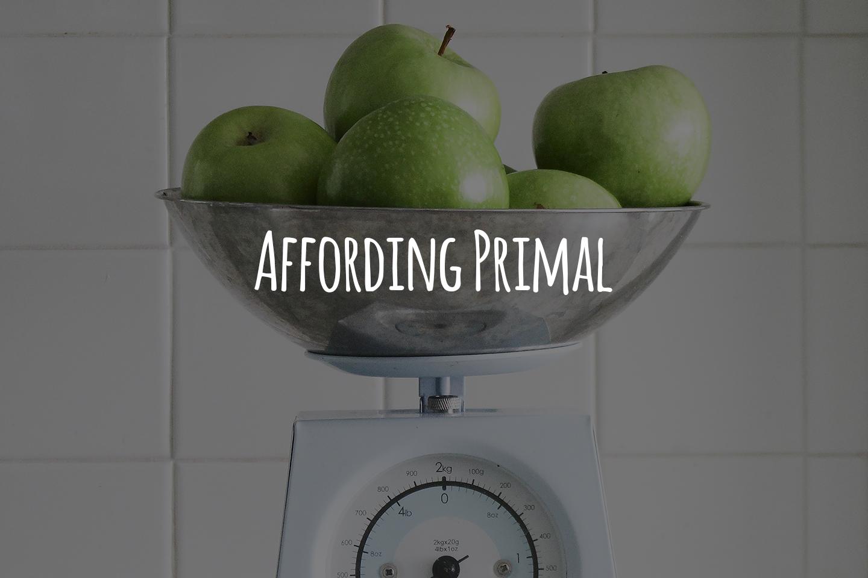 Affording Primal