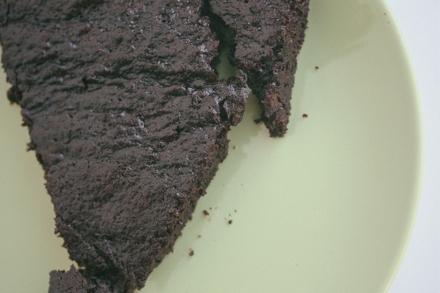 Brownie plated