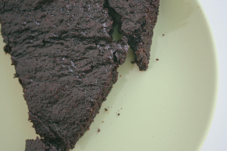Brownie plated
