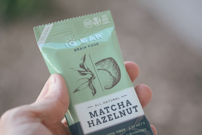Matcha Hazelnut