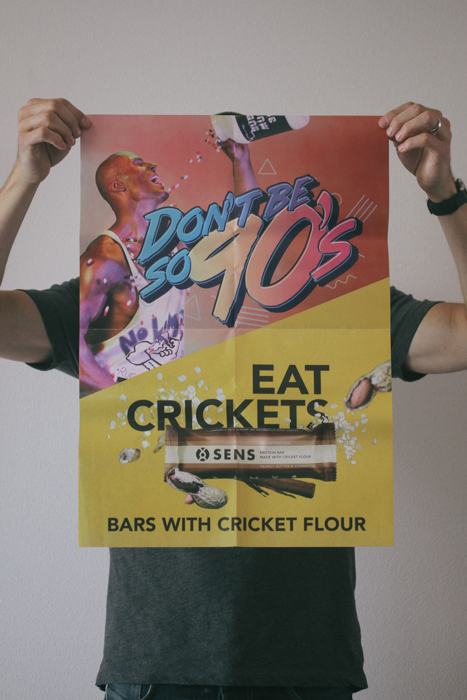 Sens Bar Poster